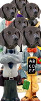 German Short Haired Pointer Doogie Characters