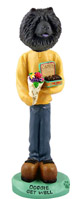 Chow Black Get Well Doogie Collectable Figurine