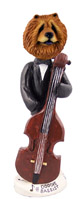 Chow Red Bassist Doogie Collectable Figurine