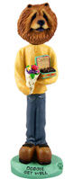 Chow Red Get Well Doogie Collectable Figurine