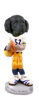 Newfoundland Football Player Doogie Collectable Figurine