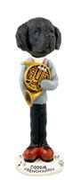 Newfoundland French Horn Doogie Collectable Figurine