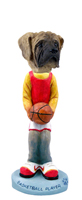 Mastiff Basketball Doogie Collectable Figurine