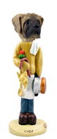 Mastiff Chef Doogie Collectable Figurine