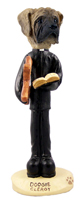 Mastiff Clergy Doogie Collectable Figurine