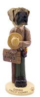 Mastiff Forest Ranger Doogie Collectable Figurine