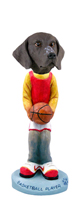 German Short Haired Pointer Basketball Doogie Collectable Figurine