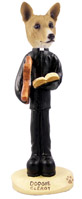 Basenji Clergy Doogie Collectable Figurine