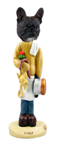 French Bulldog Chef Doogie Collectable Figurine