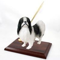 Japanese Chin Black & White Pen Set