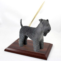 Kerry Blue Terrier Pen Set