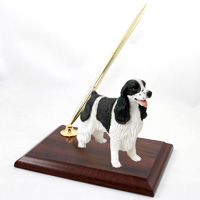 Springer Spaniel Black & White Pen Set