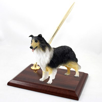 Collie Tricolor Pen Set