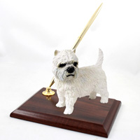 West Highland Terrier Pen Set