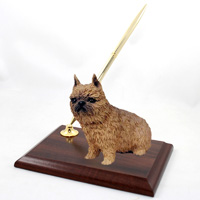 Brussels Griffon Red Pen Set