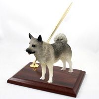 Norwegian Elkhound Pen Set