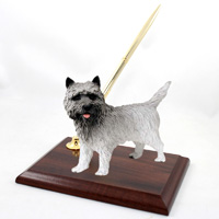 Cairn Terrier Gray Pen Set