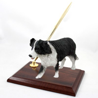 Border Collie Pen Set