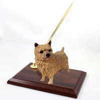 Norwich Terrier Pen Set