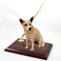 Australian Cattle Red Dog Pen Set