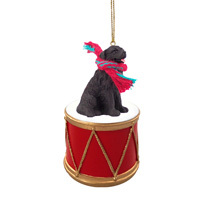 Newfoundland Drum Ornament