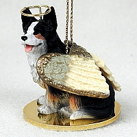 Welsh Corgi Cardigan Pet Angel Ornament