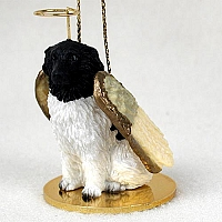 Landseer Pet Angel Ornament