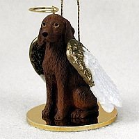 Vizsla Pet Angel Ornament