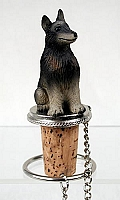 Belgian Tervuren Bottle Stopper