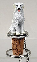 Kuvasz Bottle Stopper