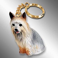Silky Terrier Key Chain