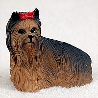 Yorkshire Terrier Tiny One Figurine