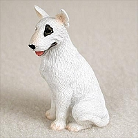 Bull Terrier Tiny One Figurine
