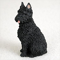 Bouvier des Flandres Tiny One Figurine