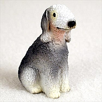 Bedlington Terrier Tiny One Figurine