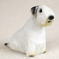 Sealyham Terrier Tiny One Figurine