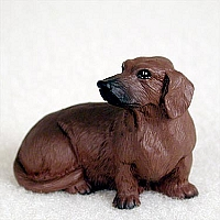 Dachshund Red Tiny One Figurine