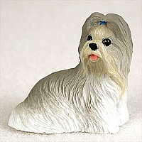 Shih Tzu Mixed Tiny One Figurine