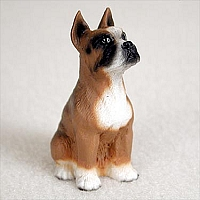 Boxer Tiny One Figurine