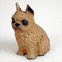 Brussels Griffon Red Tiny One Figurine