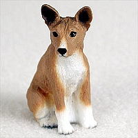 Basenji Tiny One Figurine