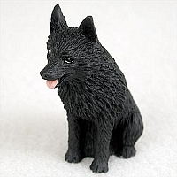 Schipperke Tiny One Figurine