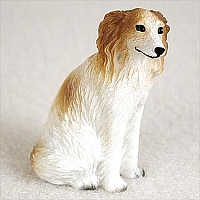 Borzoi Tiny One Figurine