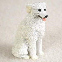 Kuvasz Tiny One Figurine