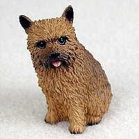 Norwich Terrier Tiny One Figurine