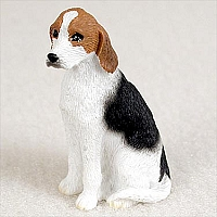 American Fox Hound Tiny One Figurine