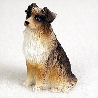 Australian Shepherd Brown Tiny One Figurine