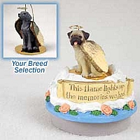 Weimaraner Candle Topper Tiny One Pet Angel Ornament