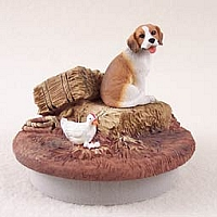 Beagle Candle Topper Tiny One