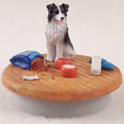 Tiny Ones Border Collie Dog Figurine